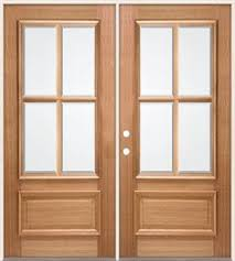Wood Patio French Doors - this beautiful amberwood mahogany french door with 2