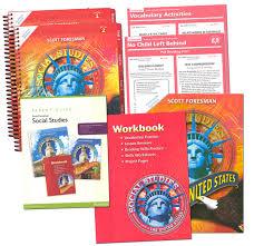 scott foresman social studies homeschool bundle grade 5 053026