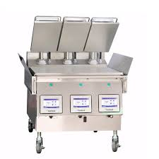 electric contact grill free standing commercial xpe36