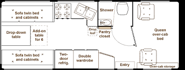 floor plan meaning sideboard storage
