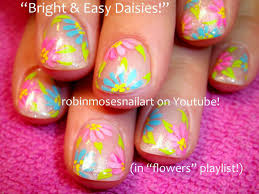 robin moses nail art bright and colorful trendy kiss prints