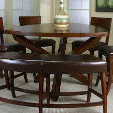 Shiraz Triangle Counter Height Dining Table Cramco Furniturepick