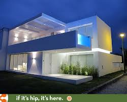 Modern Beach House If It U0027s Hip It U0027s Here Archives Modern Beach House In Peru With