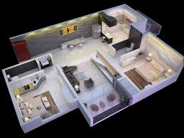 apartments 2 room plan more bedroom d floor plans room house