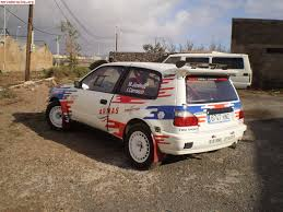 nissan sunny 1994 vendo nissan sunny gti r 20 000 u20ac venta de coches de competición