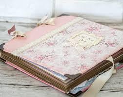 baby girl memory book baby memory book etsy