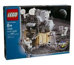 Lunar Module Interior 10029 Lunar Lander Brickipedia Fandom Powered By Wikia