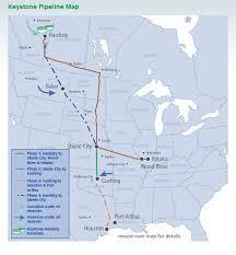 keystone xl pipeline map keystone xl stateimpact oklahoma