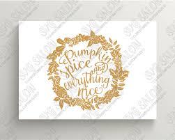 thanksgiving decals pumpkin spice and everything thanksgiving autumn custom diy