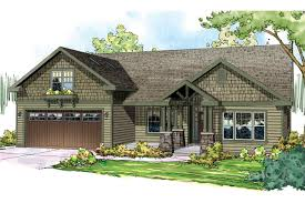 Craftsman Home by Craftsman House Plans Sutherlin 30 812 Associated Designs