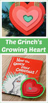the grinch u0027s heart homemade christmas ornament