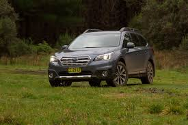 first gen subaru outback subaru outback 2015 onroad and offroad test practical motoring