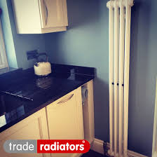 kitchen radiators ideas the benefits of choosing a vertical radiator trade radiators
