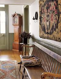 colonial style homes interior design eye for design decorating in the primitive colonial style