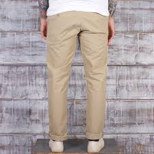 Canvas Tan Naqp Fort Worth Chino 9oz Sanded Canvas Tan Garmentory