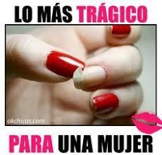 imagenes graciosas de uñas 20 imágenes chistosas con las que todas las mujeres se sentirán