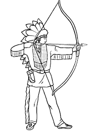 indian s coloring page free download