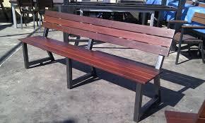 Heavy Duty Garden Bench Outdoor Furniture Perth Mine Sites Heavy Duty Pubs Schools Taverns