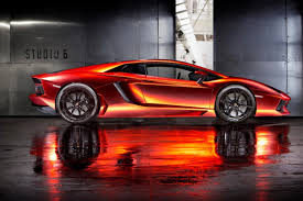 how much are the lamborghini cars lamborghini aventador matte orange chrome wrap will cost you