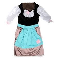 Cinderella Halloween Costume Kids Aliexpress Buy Cinderella Costumes Girls Tweeny Cosplay