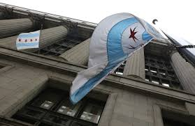 City Of Chicago Flag Meaning Aldermen Move To Block Anti Emanuel Referendum On Airport Control