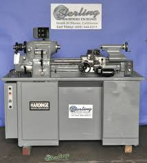 hardinge sterling machinery