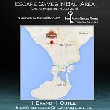 real room escape game indonesia community escaperoomid bali