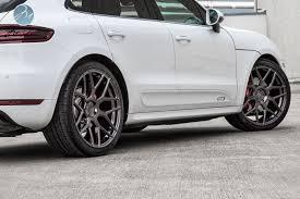 Porsche Macan Black Wheels - modulare wheels 2017 porsche macan gts 22