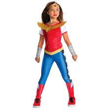 Super Hero Halloween Costumes Dc Superhero Girls Woman Deluxe Costume Target