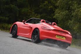 porsche boxster top speed car review 2016 porsche boxster spyder graham coventry