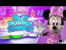 minnie mouse bowtique minnie u0027s bow bubble trouble disney