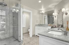 Master Bathroom Paint Colors by Marble Shower Contemporary Bathroom House Crush