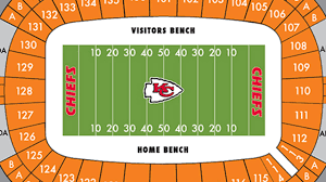 Nfl Coverage Map Arrowhead Stadium Chiefs Com