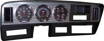 dodge truck dash 1980 up dodge billet dash panel egaugesplus