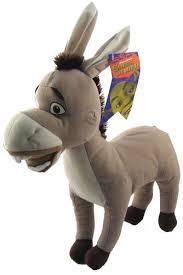 amazon shrek donkey 12 plush toy shrek 3