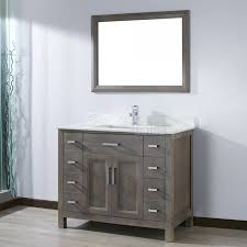 42 Inch Bathroom Cabinet Bathroom Vanity Cabinets 42 Inches