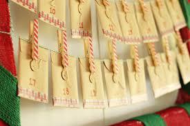 christmas countdown calendar countdown calendar diy for christmas crafts unleashed