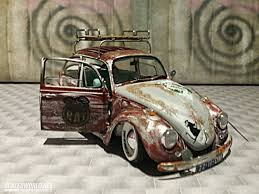 stanced volkswagen beetle revell vw beetle limousine 1968 scaledworld