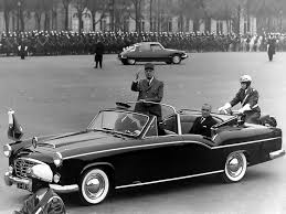 peugeot car history citroën 15cv six h présidentielle by chapron u00271957 citroen