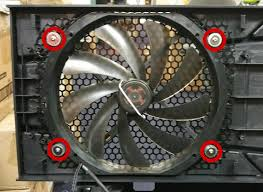 antec 900 case fan replacement how to remove replace the big boy 200mm top fan on an antec 902