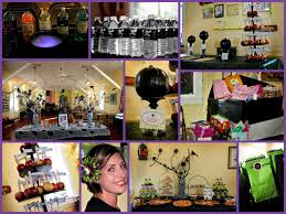 Halloween Themed Birthday Party Supplies by Party Themed D Cor Ideas For Halloween Theme And Just A Good Old