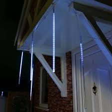decor led icicle lights for entrance ceiling lighting decoration