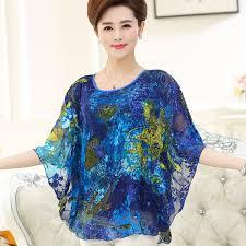 s plus size blouses summer s plus size silk blouses batwing