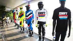 shift motocross gear shift unveil new direction for 2017 u2013 on track off road magazine