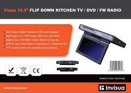 Kitchen Under Cabinet Radio Visua 10 2