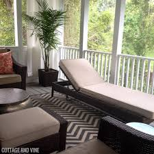Screened Porch Makeover by Before U0026 After Screened Porch Makeover Decorating Kitchen Updates