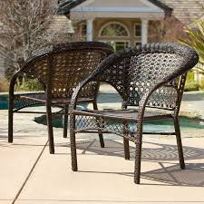 home loft concepts darlington outdoor wicker chairs u0026 reviews