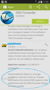 forward text messages android can i auto forward sms whatsapp messages when phone is