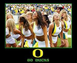 Oregon Ducks Meme - nsaney z posters ii sexy oregon ducks cheerleaders