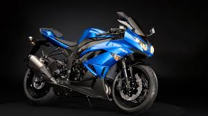 kawasaki ninja zx 6r blue green wallpaper hd http imashon com